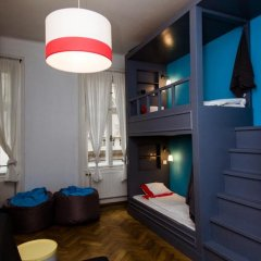 Best Choice Hostel Кровать в общем номере с двухъярусной кроватью фото 12