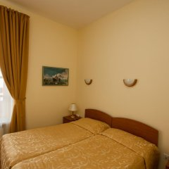 Гостиница Екатерина 3* Стандартный номер с разными типами кроватей фото 7