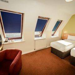 Отель Dublin Central Inn 3* Стандартный номер с 2 отдельными кроватями
