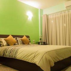 Отель Nam Talay Resort 2* Стандартный номер с различными типами кроватей фото 4