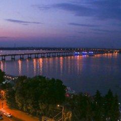 Гостиница Dnipropetrovsk Днепр приотельная территория фото 3