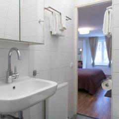 Апартаменты Artist House Apartments ванная фото 2