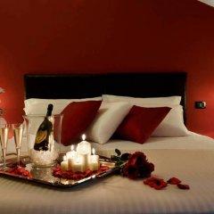 Отель Albergo D'italia 3* Стандартный номер с двуспальной кроватью фото 11