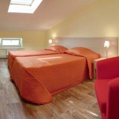 Гостиница Вояж Парк (гостиница Велотрек) 2* Номер категории Эконом с 2 отдельными кроватями фото 4