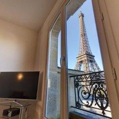 Отель Résidence Charles Floquet 2* Апартаменты с различными типами кроватей фото 34