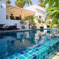 Отель Villa Sealavie 3* Вилла с различными типами кроватей фото 28