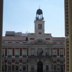 Отель Hostal Americano балкон