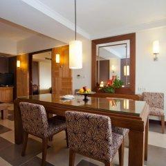 Sun Island Hotel Kuta 4* Номер Делюкс с различными типами кроватей фото 8