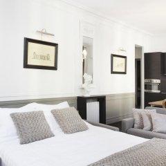 Отель The Residence: Luxury Le Louvre Париж комната для гостей фото 2