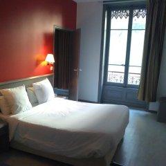 Отель Hôtel Berlioz 3* Улучшенный номер с различными типами кроватей