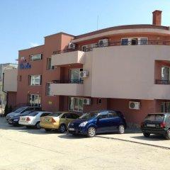 Hotel Diveda Свети Влас парковка