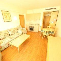 Отель Menada Oasis Resort Apartments Болгария, Солнечный берег - отзывы, цены и фото номеров - забронировать отель Menada Oasis Resort Apartments онлайн комната для гостей