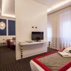 Отель Grande Albergo Roma 4* Стандартный номер фото 3