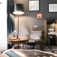 Radisson Blu Royal Hotel Brussels 4* Стандартный номер с различными типами кроватей фото 5
