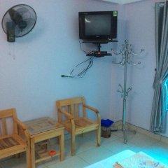 Phuong Nam Hotel Стандартный номер с двуспальной кроватью фото 4