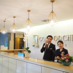 Отель Gold Orchid Bangkok интерьер отеля