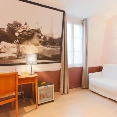 Отель Hôtel Atelier Vavin 3* Полулюкс с различными типами кроватей фото 2