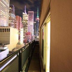 Апартаменты Radio City Apartments балкон