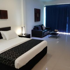 Отель East Suites Люкс с различными типами кроватей фото 10