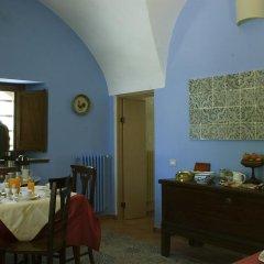 Отель Villa Trigona Пьяцца-Армерина питание