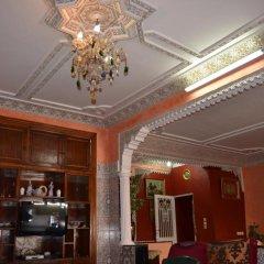 Отель Sabor Appartement Fes Centre ville Марокко, Фес - отзывы, цены и фото номеров - забронировать отель Sabor Appartement Fes Centre ville онлайн интерьер отеля фото 3