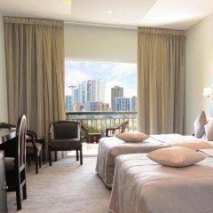 Sharjah Carlton Hotel 4* Стандартный номер с различными типами кроватей фото 4