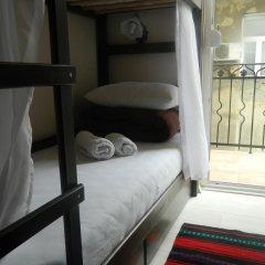 Authentic Belgrade Centre Hostel Стандартный номер с различными типами кроватей фото 2
