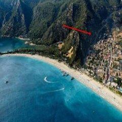 Majestic Hotel Турция, Олудениз - 5 отзывов об отеле, цены и фото номеров - забронировать отель Majestic Hotel онлайн пляж