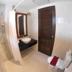 Отель Baan Khao Hua Jook 3* Вилла с различными типами кроватей фото 21