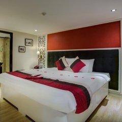 Oriental Central Hotel 3* Номер Делюкс с различными типами кроватей фото 2