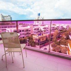 Отель Rocco Huahin Condominium Апартаменты с 2 отдельными кроватями фото 20