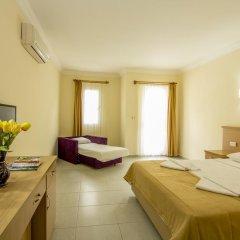 Hotel Karbel Sun 3* Номер Делюкс с различными типами кроватей фото 8