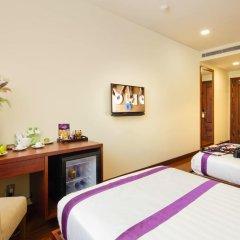 TTC Hotel Deluxe Saigon 3* Номер Делюкс с различными типами кроватей фото 6