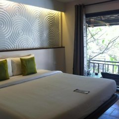 Отель Sarikantang Resort And Spa 3* Стандартный номер с различными типами кроватей фото 20