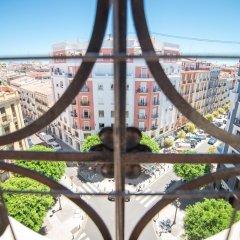 Отель Petit Palace Ruzafa Валенсия балкон