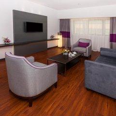 Flora Grand Hotel 4* Улучшенный номер с разными типами кроватей фото 10