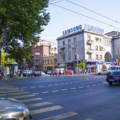 Апартаменты Парк Апартаменты - на улице Арама Ереван парковка