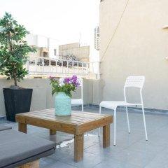 Апартаменты Hacarmel Apartment Тель-Авив балкон