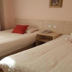 Отель Beijing Qinglian Furun Hotel Niujie Branch Китай, Пекин - отзывы, цены и фото номеров - забронировать отель Beijing Qinglian Furun Hotel Niujie Branch онлайн комната для гостей фото 3