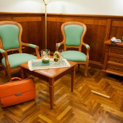 Отель Capys 4* Стандартный номер фото 16
