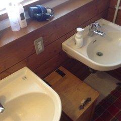 Отель Pension Holahoo Япония, Минамиогуни - отзывы, цены и фото номеров - забронировать отель Pension Holahoo онлайн ванная