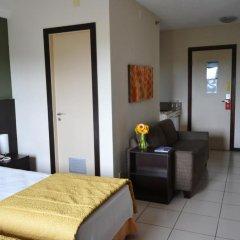 Отель Blue Tree Towers Macae 4* Улучшенный номер с различными типами кроватей фото 2