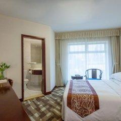 Beijing Landmark Hotel 3* Стандартный номер с различными типами кроватей фото 4