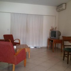 Отель Panareti Paphos Resort 3* Студия с различными типами кроватей фото 4
