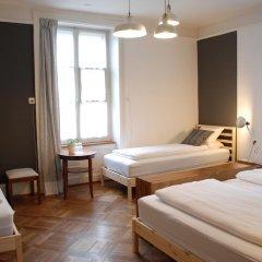 Отель The Bed and Breakfast 3* Стандартный номер с различными типами кроватей (общая ванная комната) фото 2