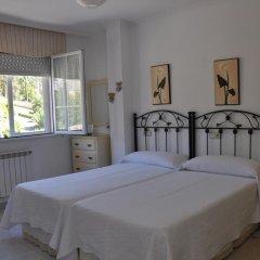 Отель Casa María O Grove Эль-Грове комната для гостей
