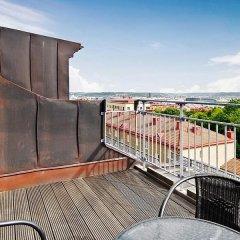 Отель VR40 Швеция, Гётеборг - отзывы, цены и фото номеров - забронировать отель VR40 онлайн балкон