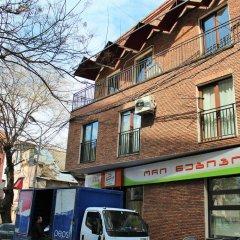 Отель Qeroli Appartment in the center in Avlabari Апартаменты с различными типами кроватей фото 3