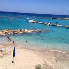 Отель Paradise Apartment Кипр, Протарас - отзывы, цены и фото номеров - забронировать отель Paradise Apartment онлайн пляж фото 2
