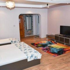 Апартаменты White Rose Apartments Студия разные типы кроватей фото 8